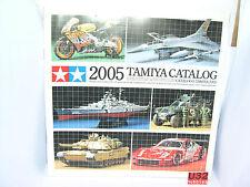 TAMIYA CATALOGO EDICION 2005 ENGLISH/SPANISH  NUEVO  107  PAGINAS