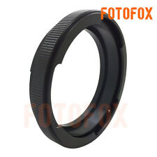 P60-M645 Pentacon 6 / Kiev 60 Lens to Mamiya 645 Mount Camera Adapter Ring
