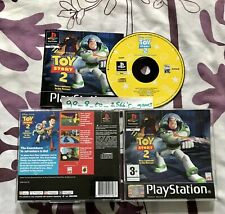 Toy Story 2 Buzz Lightyear To The Rescue (COMPLETE) PlayStation 1, Ps1, Psone