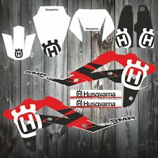 Husqvarna SMR 510 08-10 GRAPHICS KIT