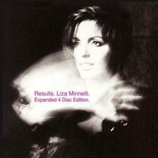 Liza Minnelli - Results (Expanded Edition) (NEW 3CD+DVD)