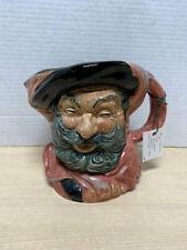 Royal Doulton SIGNED England Mug SIR JOHN FALSTAFF D6287 Toby Jug 1950-1999