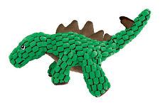 Kong Dynos Stegosaurus Green Large Dog Toy