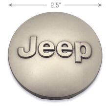 Jeep Bronze Wheel Center Cap OEM 1LB77TRMAC Cherokee Renegade Wrangler 16-19