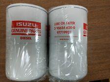 97719921 Genuine ISUZU/Chevrolet OEM Diesel Lube Oil Filter