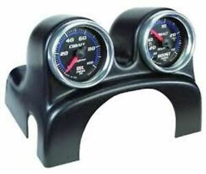 "AutoMeter 20020 Gauge Mount, Steering Column, Dual, 2 1/16"", VW Golf/Jetta 99-03"