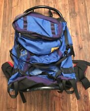 Kelty Hiking Backpack Blue/Purple Frame: 28x17