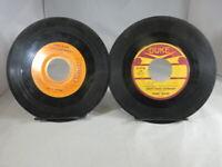 LOT of 2 BLUES/NORTHERN SOUL 45 RPMs - BOBBY BLAND - DUKE 340 .370 VG