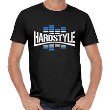 Hardstyle EQ Classic Hardcore Equalizer Music Trance Techno Electronic T-Shirt