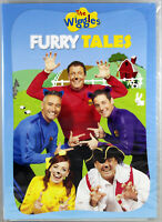 The Wiggles Furry Tales NEW DVD 21 Favorite Wiggly Songs About Animal Friends