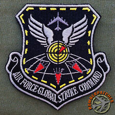 B-52 Weapons School Global Strike Command Morale Patch, Barksdale Minot AFB USAF