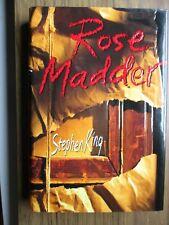 Rose Madder by Stephen King (Hardback, 1995)