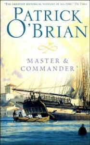 Master and Commander by O'Brian, Patrick Paperback Book The Cheap Fast Free Post