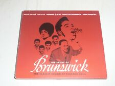 Various Artists - Story of Brunswick (The Classic Sound of Chicago Soul, 2002)
