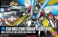 HG GUNDAM HGBF 009 STAR BUILD STRIKE GUNDAM PLAVSKY WING 1/144 MODEL KIT BANDAI