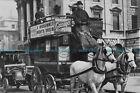 F002618 Horse Drawn Bus London