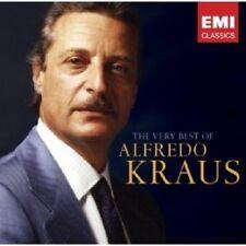 ALFREDO KRAUS - BEST OF SINGERS,THE VERY 2 CD 30 TRACKS OPERA NEU