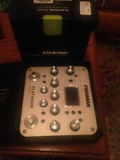 Fishman Platinum Pro EQ Analogue Universal Instrument Preamp
