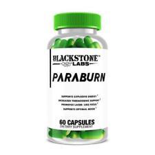 Blackstone Labs PARABURN Fat Burner Thermogenic Energy Weight Loss, 60 Capsules