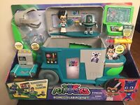 PJMASKS Romeo'S Lab Playset