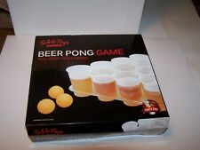 Full complete Table Top Games Beer Pong Game