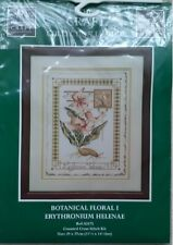 The Craft Collection Cross stitch kit - Erythronium Helenae