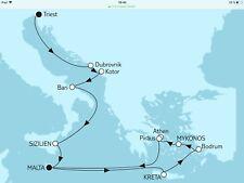 Tui Cruises Mein Schiff2 Triest nach Malta 14tägig