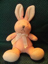 "Tiny Totes CINIGLIA Bunny giocattolo morbido 9"" seduta circa"