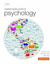 Mastering the World of Psychology by Wood, Wood, Boyd, 5th Edition