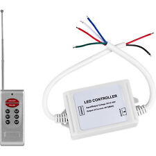 Outdoor RGB LED Light Strip Controller with RF Remote