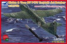 Bronco 1/72 Blohm & Voss Bv P 178 Torpedo Jet Bomber w/LTF5b # GB7003