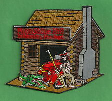 MOONSHINE HILL TEXAS FIRE DEPARTMENT PATCH