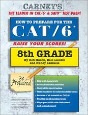 How to Prepare For the Cat/6 8th Grade