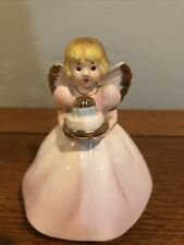*Rare* Vintage Josef Originals Birthday Girl with Cake Figurine Music Box