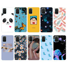 For Samsung Note 9 Note 10 Pro M20 M10 M30 Ultra Soft Slim Phone Back Case Cover