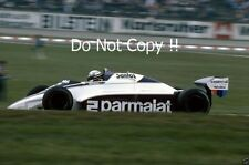 Riccardo Patrese Brabham BT50 German Grand Prix 1982 Photograph