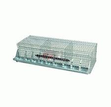 Imperdibile gabbia gabbie conigli coniglio ingrasso conigliera 100x40x27h cm