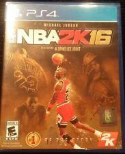 NBA 2K16 Micheal Jordan SONY PS4 Game