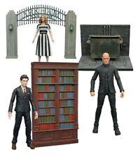 DC Comics GOTHAM series 3 18cm figure set, Zsasz, Bruce & Barbara, Boxed Batman