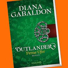 DIANA GABALDON | OUTLANDER (Band 3) | Ferne Ufer | Roman (Buch)