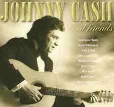 """JOHNNY CASH AND FRIENDS"" (UK CD 2002) 20-Tracks Emmylou/Stuart/Jennings *GREAT*"