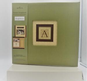 Hallmark Family History Instant Scrapbook - Never used NIB