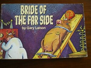 BRIDE OF THE FAR SIDE  BY GART LARSON  FURURA   1990