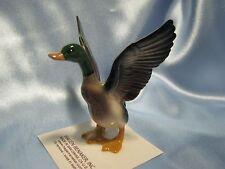 Hagen Renaker Bird Papa Mallard Figurine Miniature 00862 FREE SHIPPING NEW