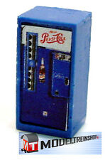 Scale N 1:160 - Soda Machine Pepsi  Cola - N-014.2 Frisdrankautomaat