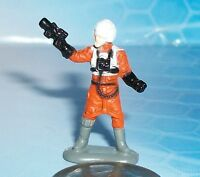 STAR WARS MICRO MACHINES FIGURE REBEL PILOTS #02A
