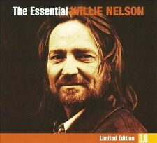 The Essential Willie Nelson [3.0] [Box] by Willie Nelson (CD, Sep-2009, 3 Discs,