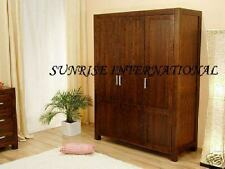 Home Furniture - Wooden 3 door Cupboard / Wardrobe !!