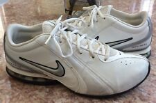 Nike Reax 3 TR III SL Men's White Running Training Shoes Size 10 #333765-101 EUC