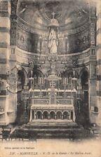 MARSIGLIA - Notre Lady la Garde - l'altare maggiore